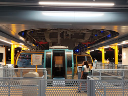 How fast is the new Disney Skyliner?