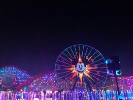 What you cannot miss in Disney California Adventure  Park
