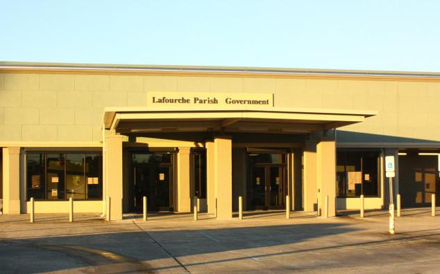 Lafourche Parish Government Complex