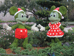 What you cannot miss during Walt Disney World's holiday season