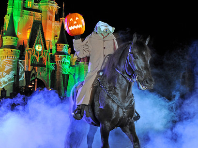 What first-timers should do at Mickey's Not So Scary Halloween Party