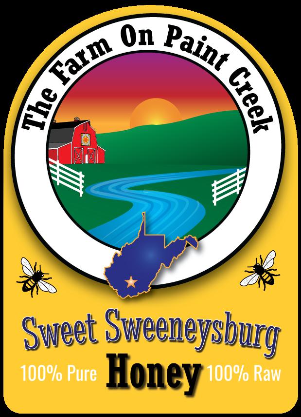 Paint Creek Farm Honey