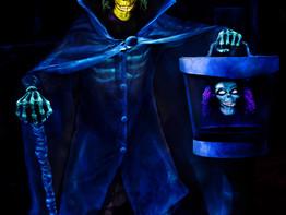 Disneyland Resort's Haunted Mansion to undergo renovations