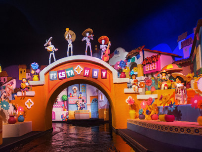 Awesome attractions with short wait times