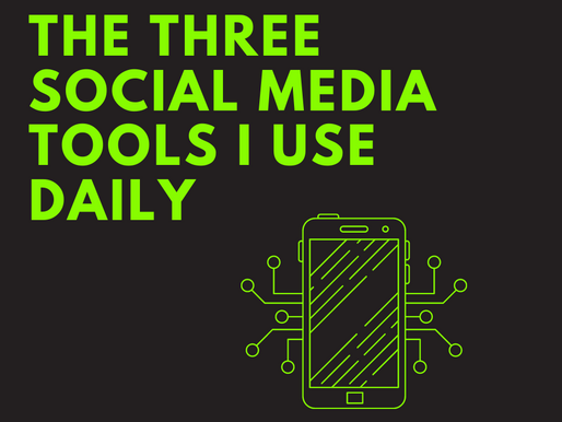 Top 3 social media tools for small business owners
