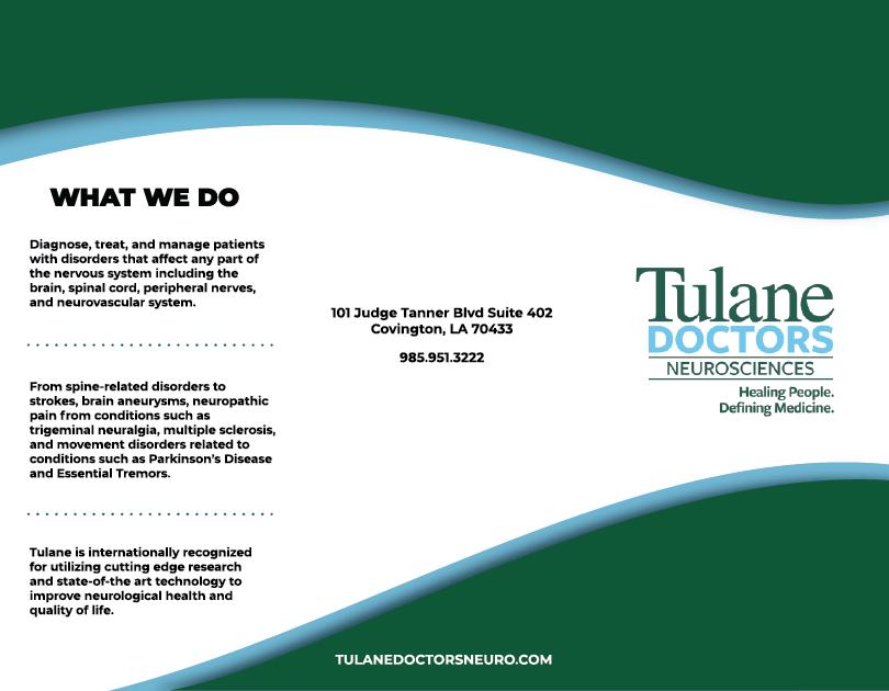 Tulane Covington Brochure Outside final-