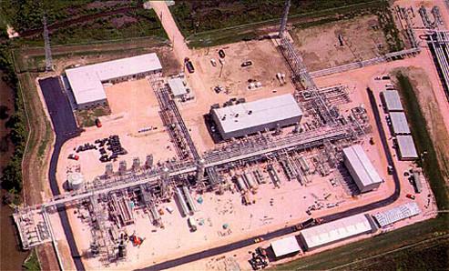 Williams Larose Gas Plant