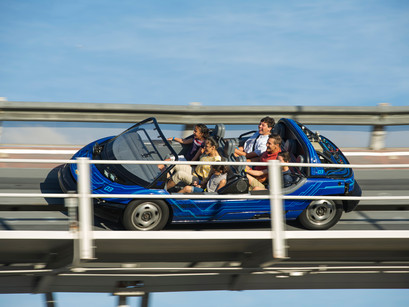 Attractions with the best views at Epcot®