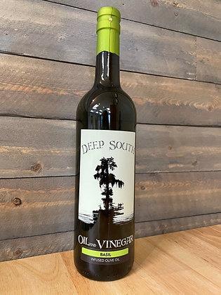 Basil Infused Olive Oil