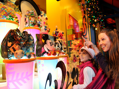 The best Disney Springs offerings during the holidays
