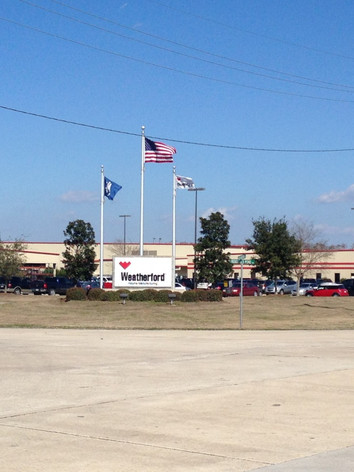 WEATHERFORD MANUFACTURING PLANT