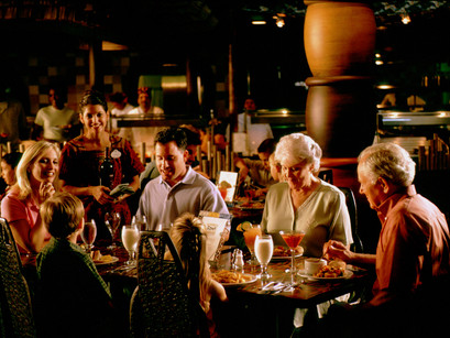 Disney restaurants worth going out of your way for
