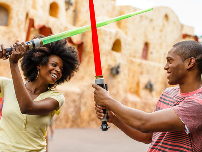 Galaxy's Edge is scheduled for next year, but what about the Star Wars hotel?