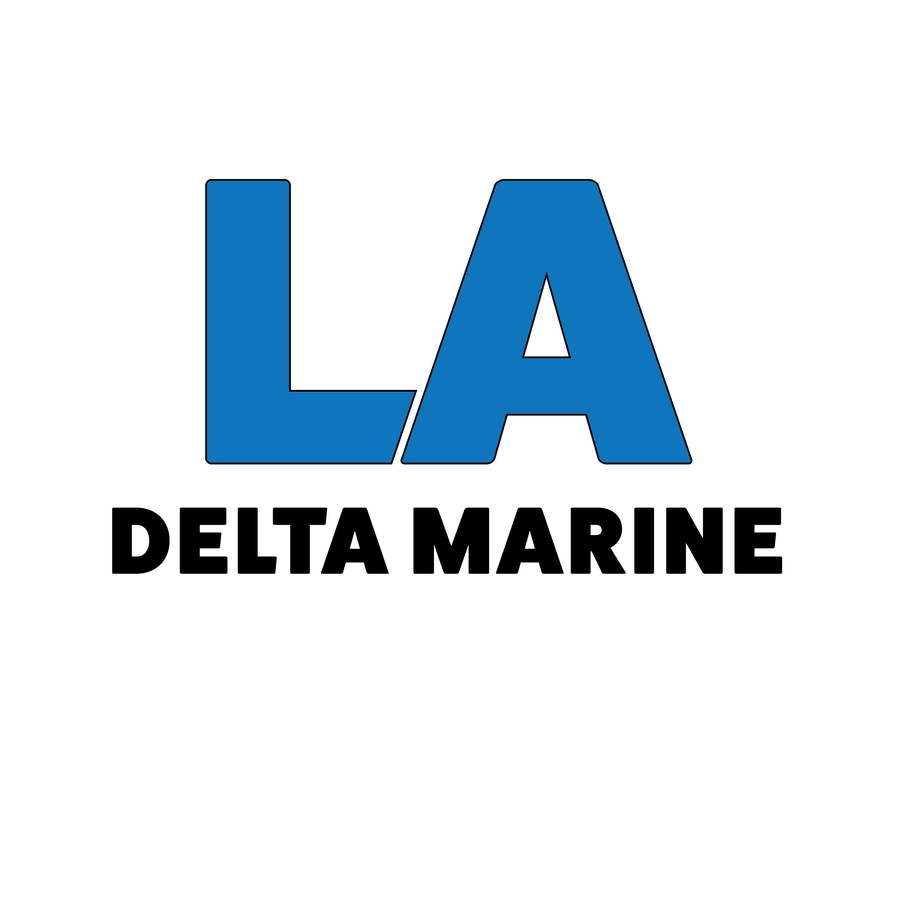 LA Delta Marine logo