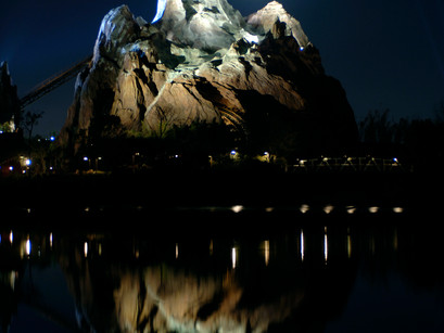 Five awesome attractions to ride in the dark