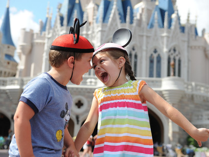 Why it's worth taking your children to Disney