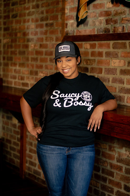 Saucy and Bossy Shirt