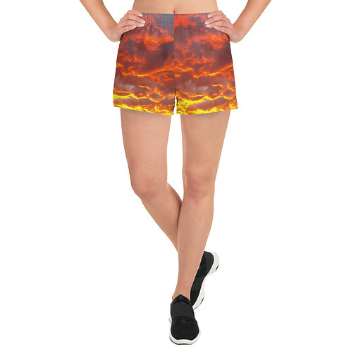 Fire Sky Shorts