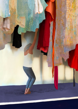 Dive in your closet - From Sustainable Fashion Series