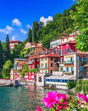 Varenna, Lake Como - Holidays in Italy v