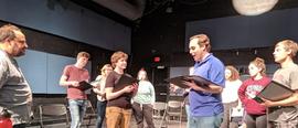Georgetown Rehearsal 2019