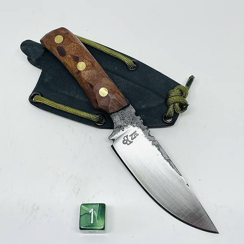 Hunting knife with Kydex Sheath #1