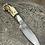 Thumbnail: Deer antler camp knife