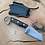 Thumbnail: Sidekick  -  Kerambit black micarta andKydex sheath 2