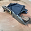 Thumbnail: Sidekick -   Drop Point with Black/red skateboarddeck and Kydex sheath #3