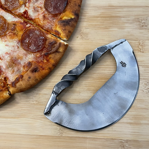 Forged in Kol Pizza Cutter
