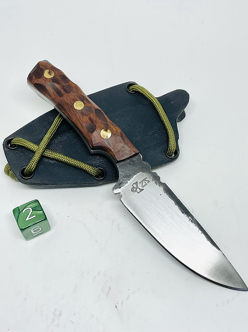 Hunting knife with Kydex Sheath #2