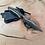 Thumbnail: Sidekick -   Drop Point with Black/red skateboarddeckand Kydex sheath 2