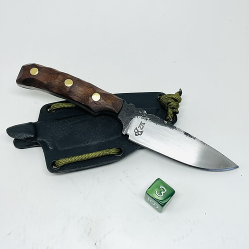Hunting knife with Kydex Sheath #3