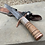 Thumbnail: Wildling Machete with Leather Sheath