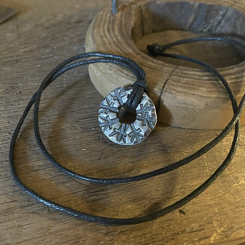 Helm of Awe Rune Necklace