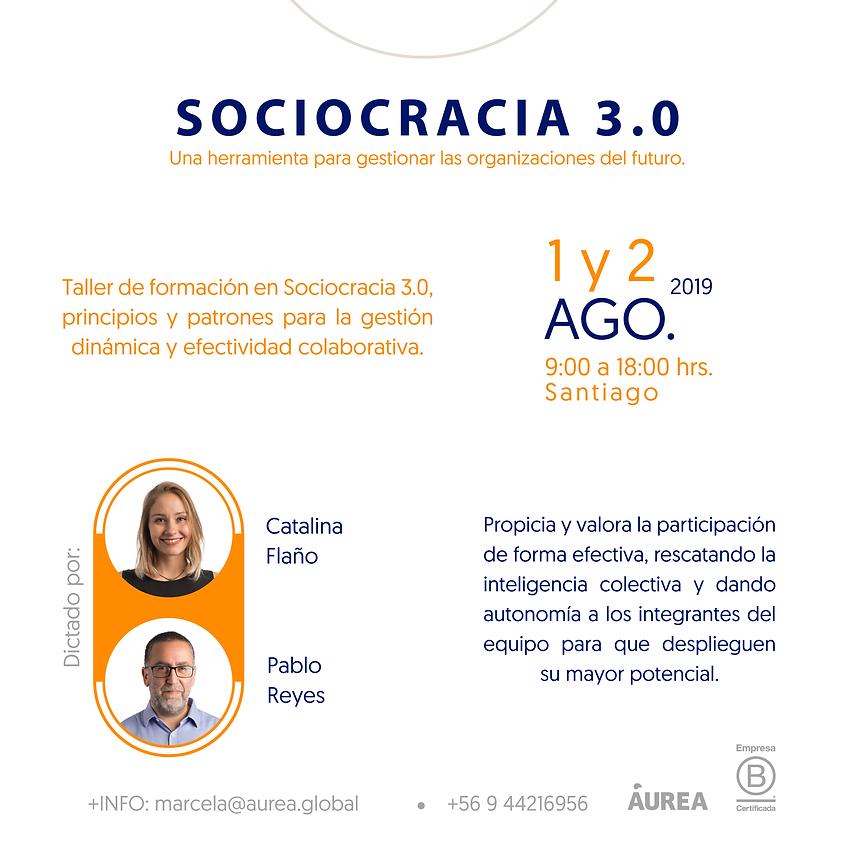 Taller de formación en Sociocracia 3.0. (1)
