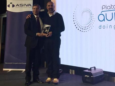 Premio ASIVA RSE 2019 a ÁUREA