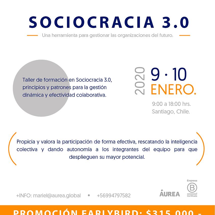 Taller SOCIOCRACIA 3.0