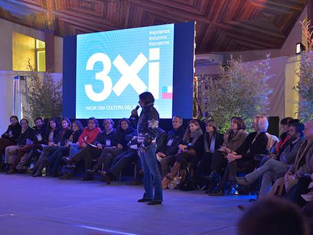 3XI: RECUPERAR LA CONFIANZA EN CHILE.
