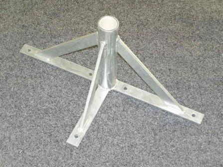 Base triangular