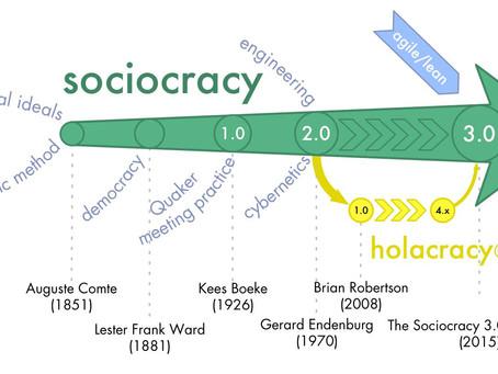 TALLER INTERNACIONAL DE SOCIOCRACIA 3.0.