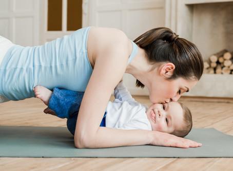 """Vadba po porodu : """"Pravilno, funkcionalno gibanje je recept za življenje brez bolečin."""""""