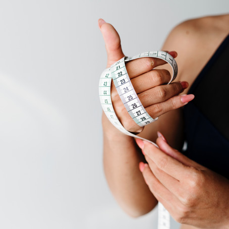 WHY THE NUMBER ON YOUR SCALE SHOULD NOT BE YOUR PRIORITY