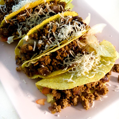 HOW TO EASILY MAKE THE DELICIOUS TACOS