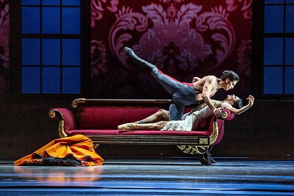 World Premiere of Anna Karenina by Yuri Possokhov. Photo by Cheryl Mann