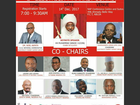 Power Konnect Founder hosts 2nd Electricity Market Summit as Emir of Kano delivers keynote address