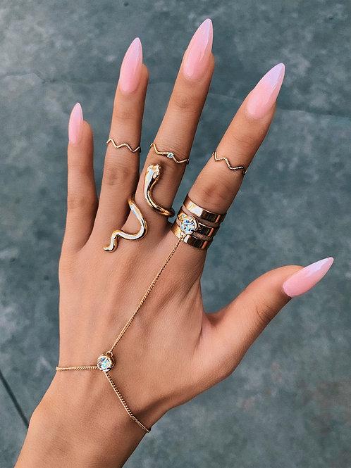 Simple Crystal Ringlet