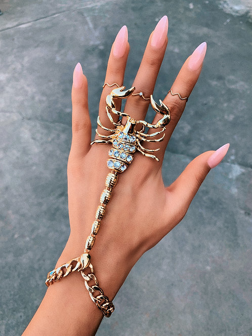 Scorpion Ringlet