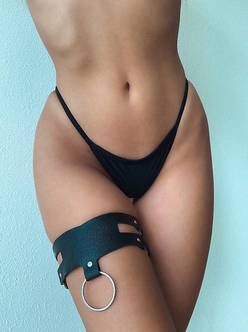 Bulk O Ring Thigh Harness Piece