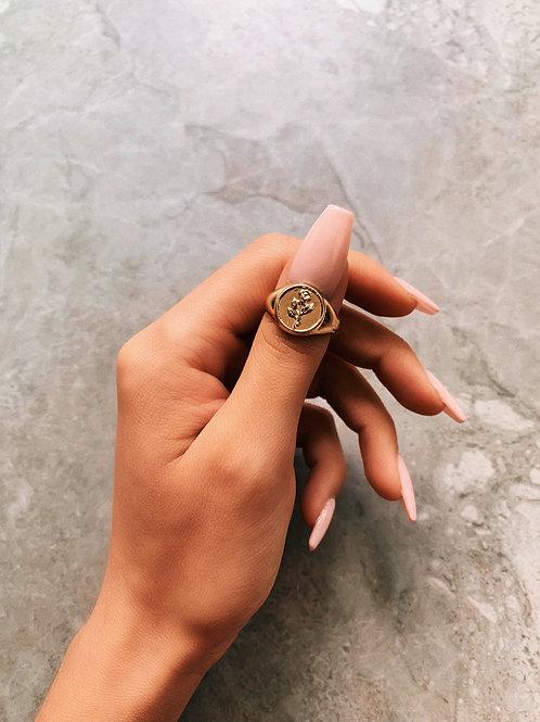 Bold Rose Ring